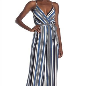 Love Ady Striped Jumpsuit